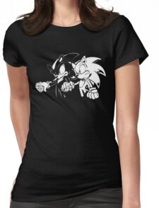 Fast Fiction Womens Fitted T-Shirt