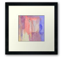 Abstract Texture 1 Framed Print