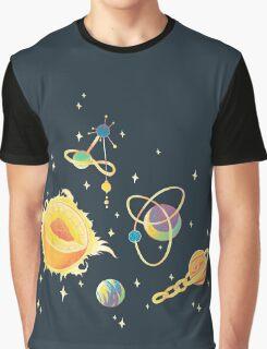 Space Oddities Graphic T-Shirt