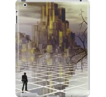 The traveler series:  #5 iPad Case/Skin