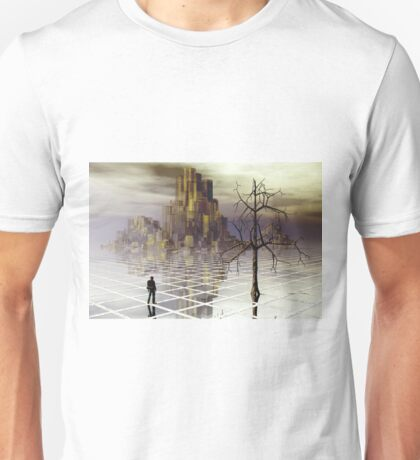 The traveler series:  #5 Unisex T-Shirt