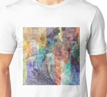 Form in Chaos Abstract Unisex T-Shirt