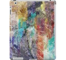 Form in Chaos Abstract iPad Case/Skin