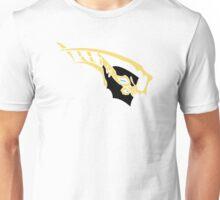 Warframe Nyx Prime gold Unisex T-Shirt
