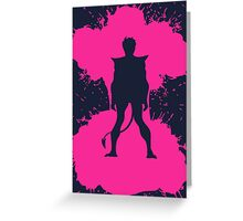 Nightcrawler Greeting Card
