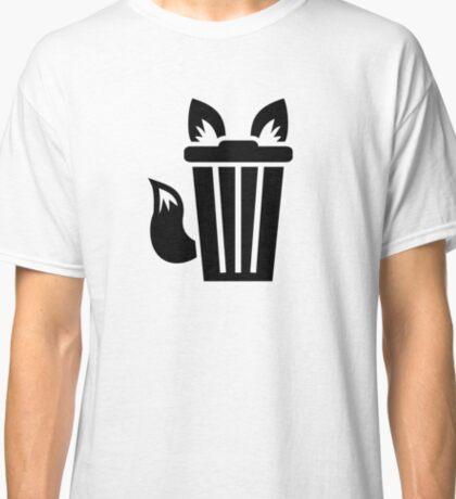 Furry Trash Icon Classic T-Shirt