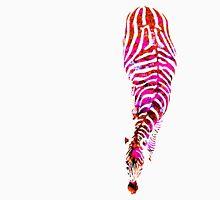 Abstract Zebra - version 3 Unisex T-Shirt