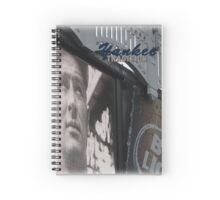 Yankee Tradition Spiral Notebook
