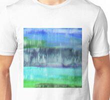Aqualand Abstract Unisex T-Shirt