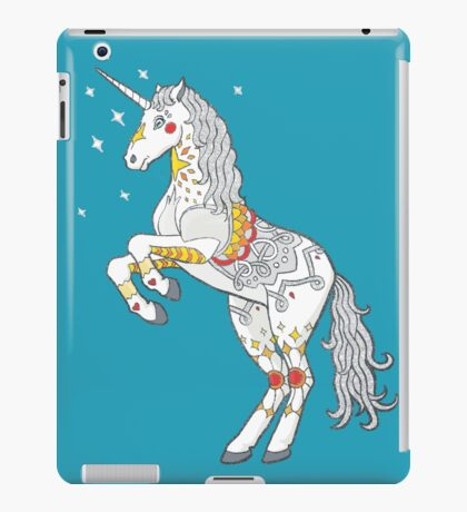 Mandala Unicorn iPad Case/Skin
