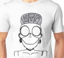 The Blind Psycho Duck  Unisex T-Shirt