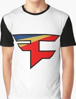 Official Faze Clan Logo Graphic T-Shirt