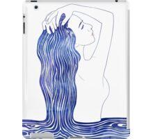 Water Nymph XXXIX iPad Case/Skin