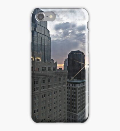 Kansas City Sunrise iPhone Case/Skin