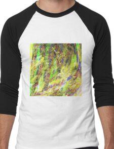 Abstract VIII Men's Baseball ¾ T-Shirt