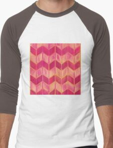Chevron - Gypsy Heat Men's Baseball ¾ T-Shirt