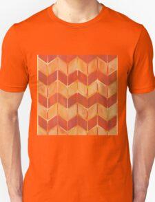 Chevron - Brushfire Unisex T-Shirt