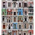 Venetian Doors by Remix67