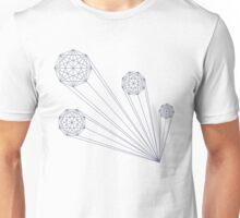 Octagon Rays Unisex T-Shirt