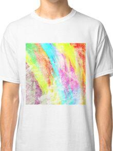 Abstract Rainbow #IX Classic T-Shirt