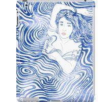 Water Nymph XLIV iPad Case/Skin
