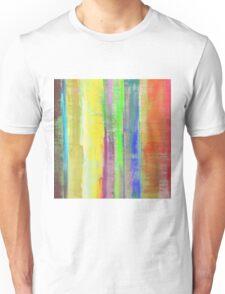Rainbow Stripes Unisex T-Shirt