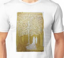 White Wedding Unisex T-Shirt