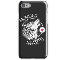 Howling Hearts iPhone Case/Skin