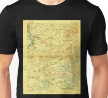 USGS TOPO Map New Jersey NJ Camp Dix 255143 1918 62500 Unisex T-Shirt