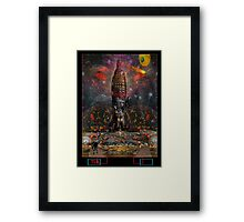 TH100 Framed Print