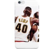 Kemp & Payton iPhone Case/Skin