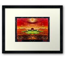 TH99 Framed Print