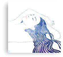 Water Nymph XLIX Canvas Print
