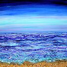 Water ribbons by Regina Valluzzi