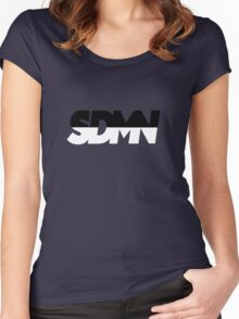 SDMN FUSION 2 Women's Fitted Scoop T-Shirt