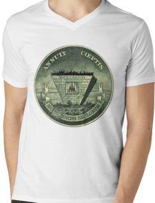 Salvation Mens V-Neck T-Shirt