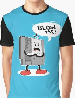 Blow Me NES  Graphic T-Shirt