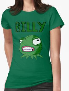 What's wrong Billy? Womens Fitted T-Shirt