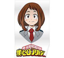My Hero Academia : Ochako Poster