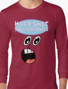 Them Graphics Long Sleeve T-Shirt