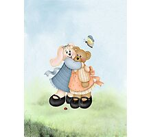 Beary Good Friends ~  Photographic Print