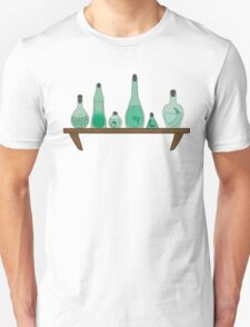 Green Potion Shelf T-Shirt