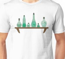 Green Potion Shelf Unisex T-Shirt