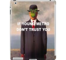 Young Metro - The Son of Man iPad Case/Skin