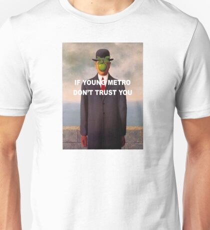Young Metro - The Son of Man Unisex T-Shirt