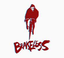 Brakeless Fixie/Fixed Gear 3D Unisex T-Shirt