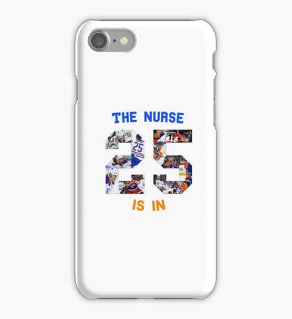 The (Darnell) Nurse Is In Edmonton Oilers iPhone Case/Skin