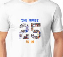The (Darnell) Nurse Is In Edmonton Oilers Unisex T-Shirt