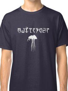 Daedric Print - Outlander with Silt Strider Classic T-Shirt
