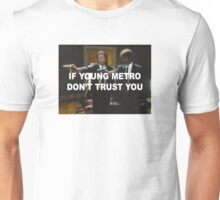Young Metro - Pulp Fiction Unisex T-Shirt